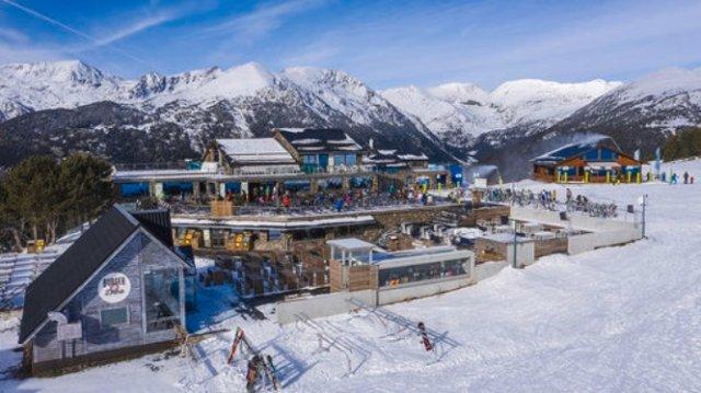 Las terrazas del centro invernal complementarán la oferta