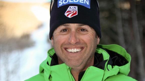 Mike Day, responsable técnico del equipo estadounidense de alpino. FOTO: U.S. Alpine Ski Team © Eric Schramm
