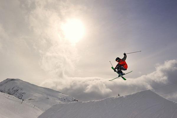Saint Lary ofrece los mejores fuera pista de los Pirineos.