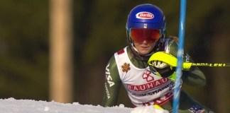Mikaela Shiffrin no para de romper moldes y es la primera en ser campeona del mundo de slalom por cuarta vez consecutiva.