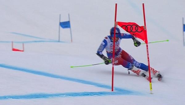 Petra Vlhova ha volado sobre la Gastrappet para hacerse con el oro.