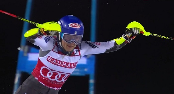 Mikaela Shiffrin está rompiendo moldes en el esquí alpino y ya es tercera mujer con más triunfos de la historia de la competición.
