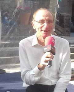 Conrad Blanch, responsable del comité organizador.
