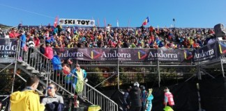 Andorra vibra con las finales de La Copa del Mundo de Soldeu El Tarter