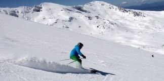 Sierra Nevada afronta el fin de semana con casi todo el dominio esquiable abierto