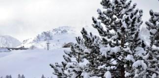 Baqueira Beret se viste de blanco tras la nieve de esta semana