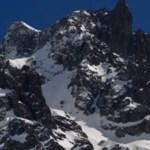 Una imagen del cerro Bastión
