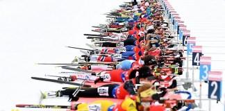 El biatlón es una de las modalidades invernales que tiene un alto seguimiento. FOTO: Eurosport/Getty