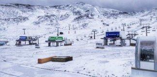 La estación granadina podría recibir más nieve esta semana