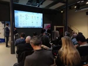 Presentación de las estaciones andorranas en Barcelona. FOTO: E. Esporrín