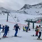 Formigal, la primera en abrir, aglutinó un buen grueso de esquiadores