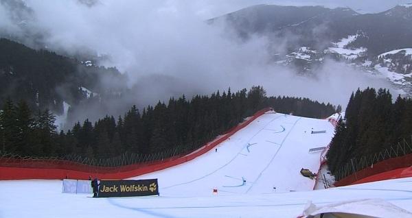 El descenso que no se pudo disputar el sábado en Val Gardena se correrá el viernes en Bormio.