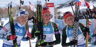 Las pruebas de Biatlón comenzarán en Suecia y terminarán en Noruega