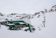 Vistas del centro invernal