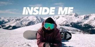 María Hidalgo ha presentado el documental 'Inside Me'.