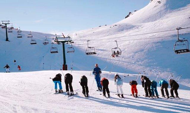 La nieve volverá a hacer las delicias en Formigal