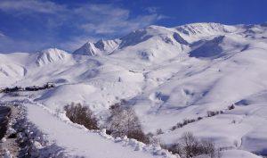 Así están los Pirineos franceses