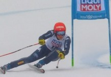 Federica Brignone ha logrado su cuarta victoria de la temporada en Sochi.
