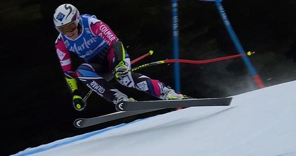 Weirather es una especialista en velocidad y ha ganado nueve veces en la Copa del Mundo, dos en descenso y siete en super G.