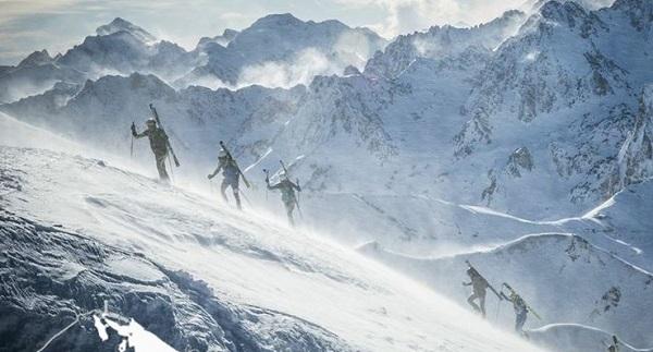La Altitoy Ternua es una prueba de referencia del esquí de montaña y se celebra este fin de semana en Luz Ardiden.