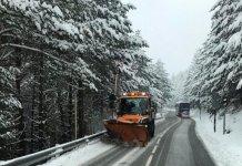 La nieve llega a todo el Pirineo: COEX_Andorra