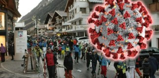 Ischgl es una de las estaciones más concurridas de Europa