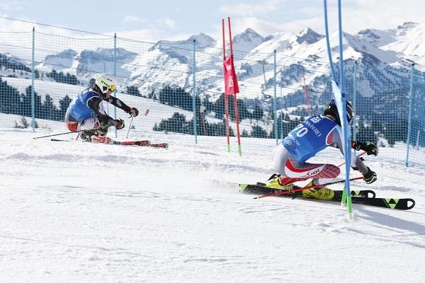 La alta competición también ha tenido su espacio en la temporada de Baqueira. FOTO: B.B.