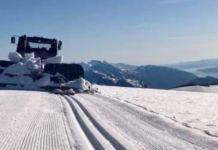 El glaciar Fonna, en Noruega, reabrirá el 1 de mayo. FOTO: @visitfonna
