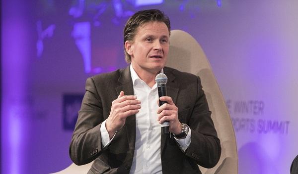 Urs Lehmann, presidente de la federación suiza. FOTO: Swiss Ski