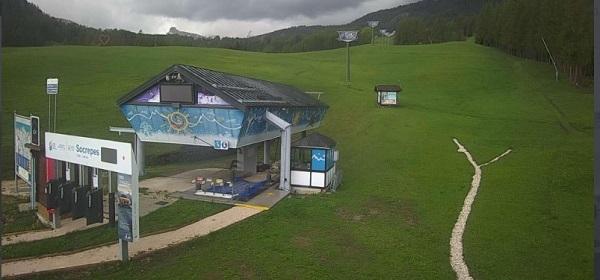 La invitación de Cortina d'Ampezzo empieza este verano.