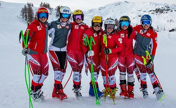 Las velocistas austriacas esperan nuevo técnico. FOTO: ÖSV