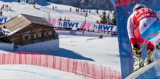 Beat Feuz ha ganado tres veces el descenso de Wengen, la última el año pasado igualando el récord de Franz Klammer. FOTO: Lauberhorn.ch