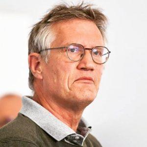 Anders Tegnell, el epidemiólogo que ha dirigido en Suecia la lucha contra el Covid-19.