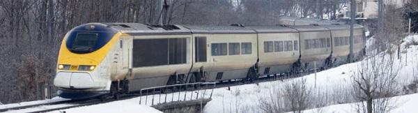 El próximo invierno no funcionará lel servicio de Eurostar entre Londres y las estaciones alpinas francesas.