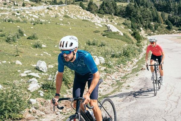Subir a Vallter, final de etapa de la Volta a Catalunya y de la Vuelta a España, es otro de los desafíos.
