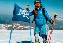 Núria Pau ha empezado a trabajar con el equipo Limone, abriendo una nueva trayectoria en su vida deportiva.