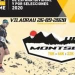 Tristeza tras la suspensión del Campeonato de España de Carreras por Montaña en la modalidad ultra 2020