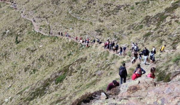 Aspecto de alguno de los rincones de Andorra