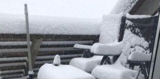 La nieve ha dejado ya este panorama en Piau Engaly