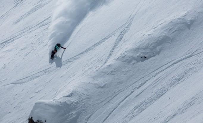 La snowboarder participará en los cinco eventos que se celebrarán en esta temporada marcada por la COVID-19