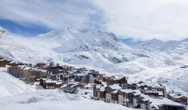 Las pistas alpinas espera abrir a mitad diciembre