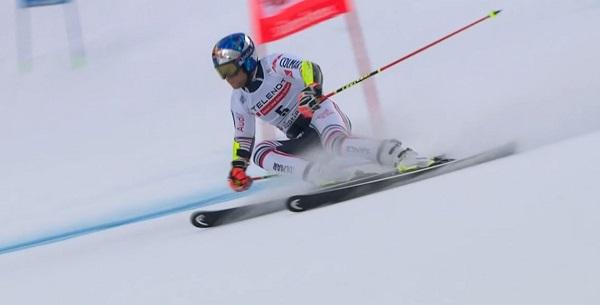 La victoria de Pinturault en Alta Badia le otorga el liderato con un solo punto de ventaja sobre Kilde.