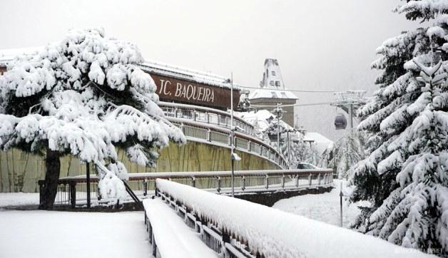 La estación ha recibido más de 50 cm nuevos de nieve las últimas horas