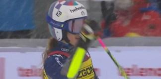 Marta Bassino se está mostrando intratable en gigante, ganando los dos hasta ahora disputados.