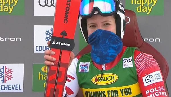 Maryna Gasienica-Daniel , un nombre a retener.