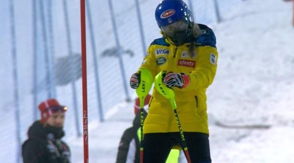 Mikaela Shiffrin renuncia a las pruebas de velocidad hasta que se encuentre en perfectas condiciones para disputarlas.