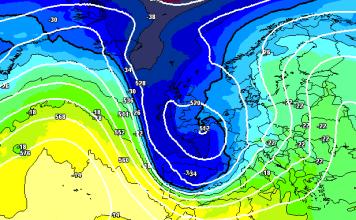 El invierno meteorológico arranca muy potente, sobre todo a partir del viernes