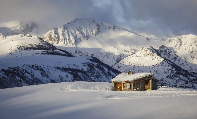 Esquí nórdico, sensación de libertad en plena naturaleza
