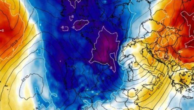 El calentamiento súbito estratosférico SWW o CSE del 5 de enero puede llevar un final de enero muy gélido