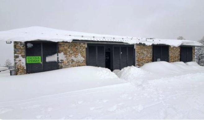 La estación de esquí nórdico de Tuixen La Vansa será sede de un mitin el fin de semana